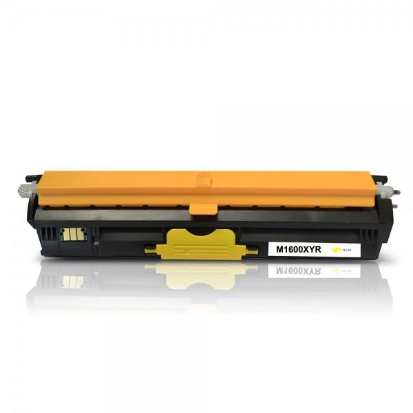 Rebuilt zu Konica Minolta A0V306H / 1600W Toner Yellow