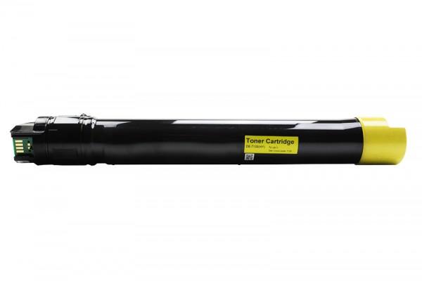 Kompatibel zu Dell 593-10878 / 7130 Toner Yellow