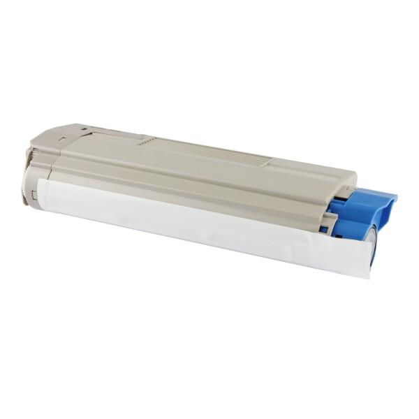 Rebuilt zu OKI 43872306 / C5650 / C5750 Toner Magenta