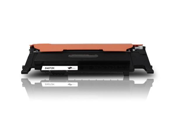 Rebuilt zu Samsung CLT-K4072S / CLP-320 Toner Black