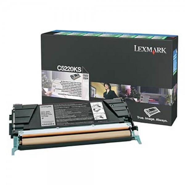 Lexmark C5220KS Toner Black