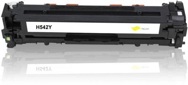 Kompatibel zu HP CB542A / 125A Toner Yellow