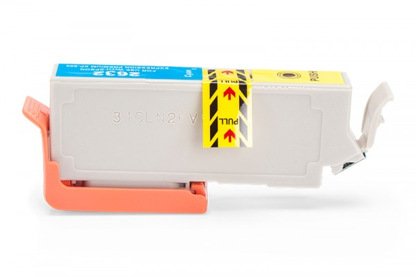 Kompatibel zu Epson 26 XL / C13T26324012 Tinte Cyan