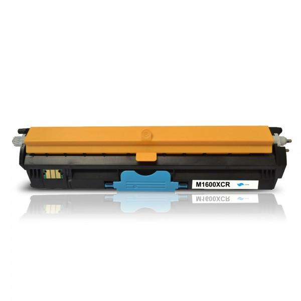 Rebuilt zu Konica Minolta A0V30HH / 1600W Toner Cyan