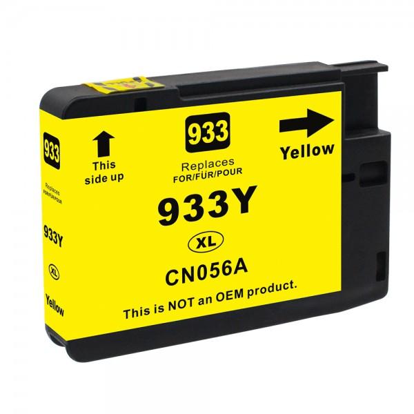 Kompatibel zu HP 933 XL / CN056AE Tinte Yellow (BULK)