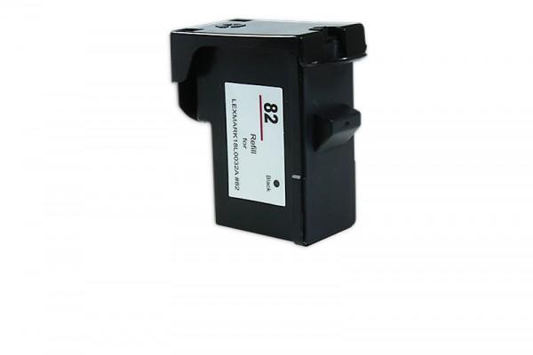 Kompatibel zu Lexmark NO 82 / 018L0032E Tinte Black