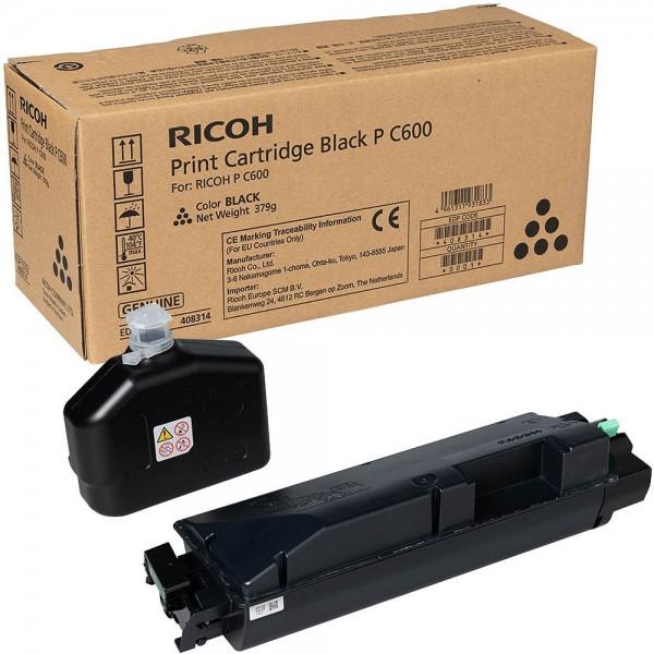 Ricoh P C600 / 408314 Toner Black