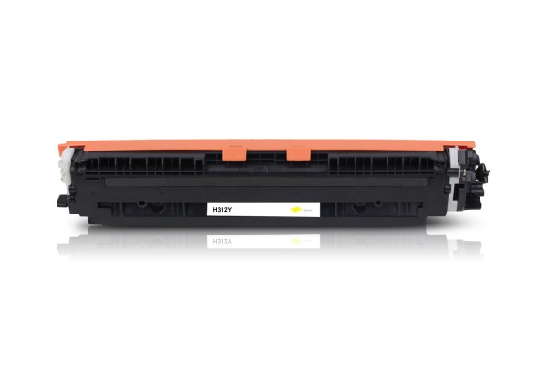 Rebuilt zu HP CE312A / 126A Toner Yellow