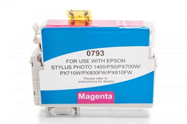 Kompatibel zu Epson T0793 / C13T07934010 Tinte Magenta