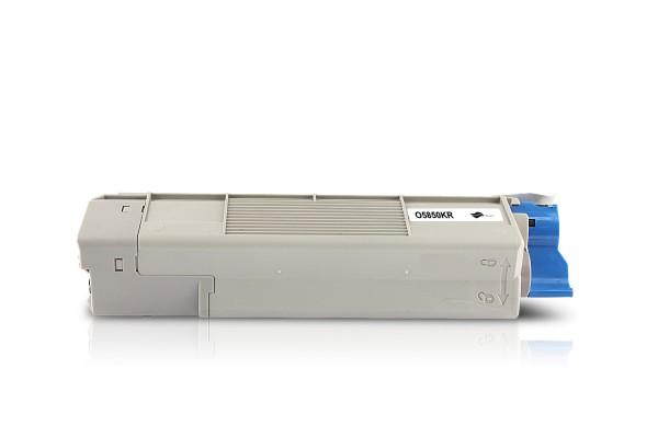 Kompatibel zu OKI 43865724 / C5850 / C5950 Toner Black