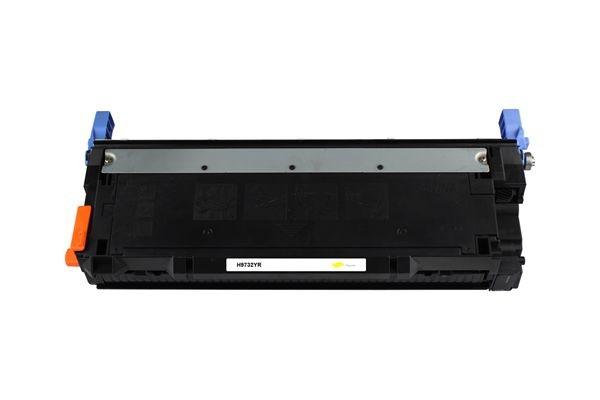 Rebuilt zu HP C9732A / 645A Toner Yellow