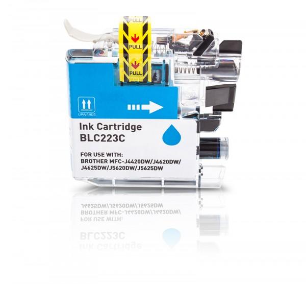 Kompatibel zu Brother LC-223 Tinte Cyan (PF)