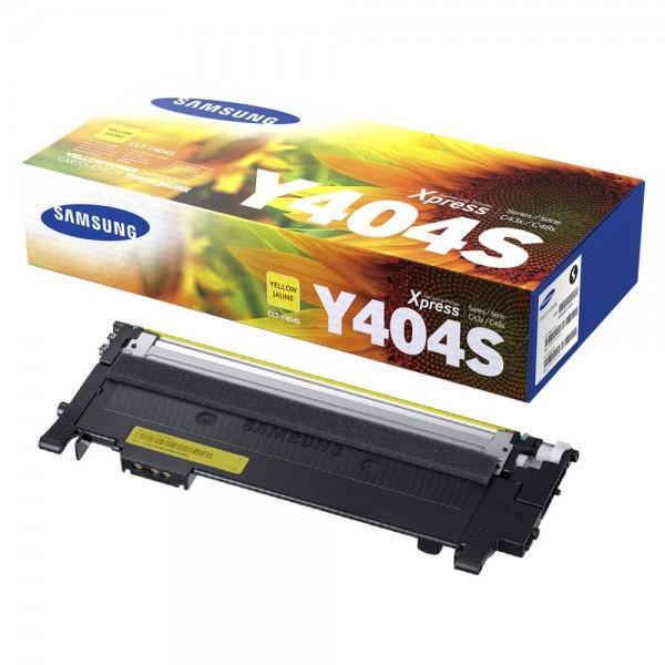 Samsung CLT-Y404S / SU444A Toner Yellow