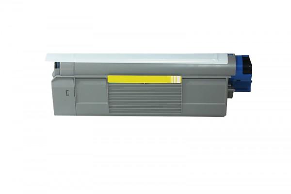 Rebuilt zu OKI 43381905 / C5600 / C5700 Toner Yellow