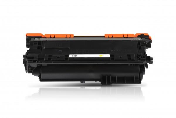 Rebuilt zu HP CF032A / 646A Toner Yellow