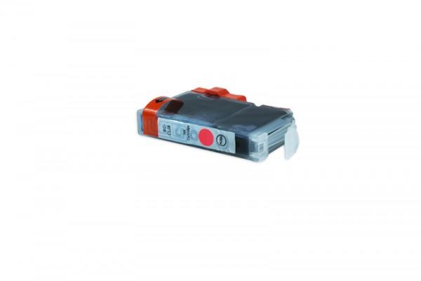 Kompatibel zu Canon CLI-8R / 0626B001 Tinte Red