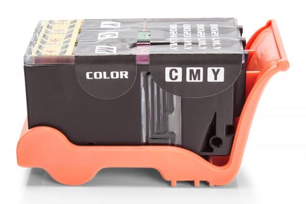 Kompatibel zu Dell 592-11333 / 592-11317 / Y499D/ X740N Tinte Color