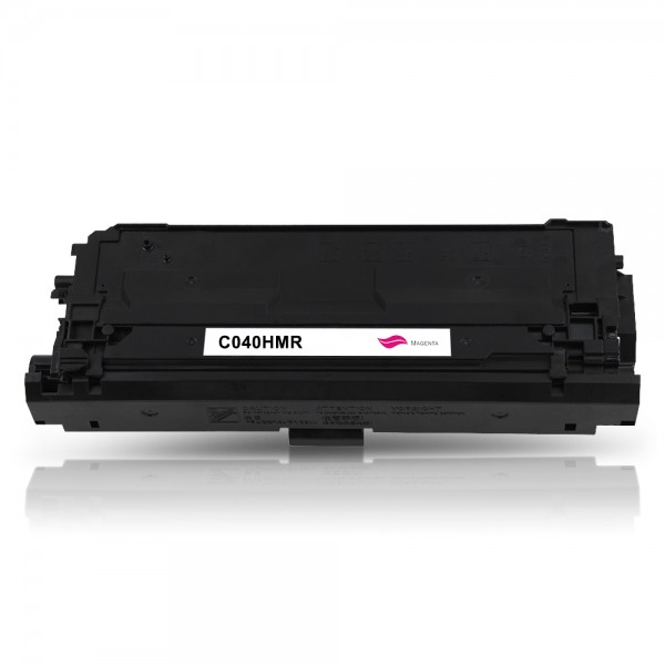 Kompatibel zu Canon 040H / 0457C001 Toner Magenta