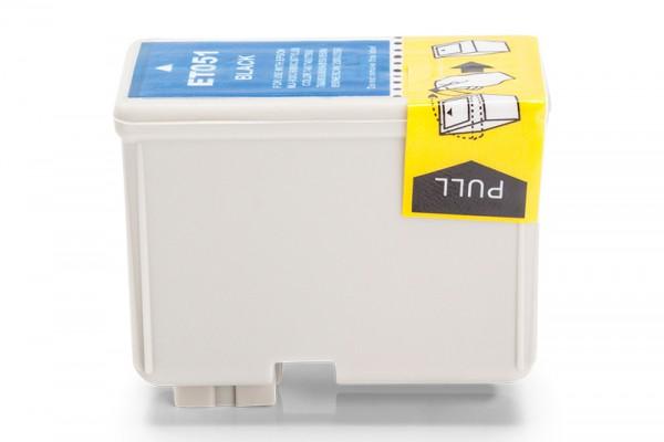Kompatibel zu Epson C13T05114010 / T0511 Tinte Black