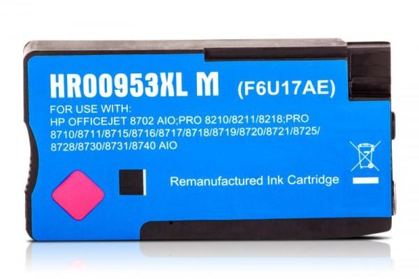 Kompatibel zu HP 953 XL / F6U17AE Tinte Magenta