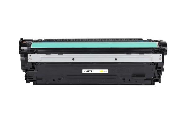 Rebuilt zu HP CE342A / 651A Toner Yellow