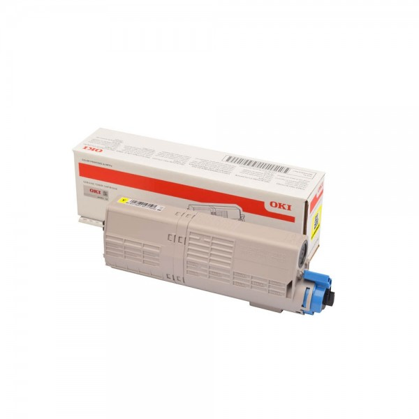 OKI 46490605 Toner Yellow
