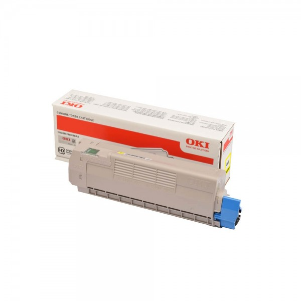 OKI 46507505 Toner Yellow