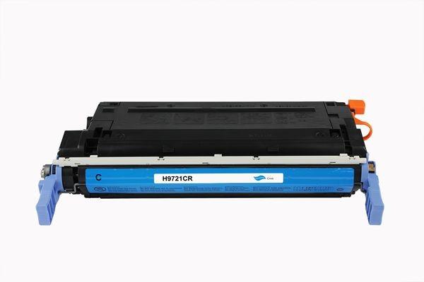 Rebuilt zu HP C9721A / 641A Toner Cyan