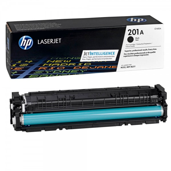HP CF400A / 201A Toner Black