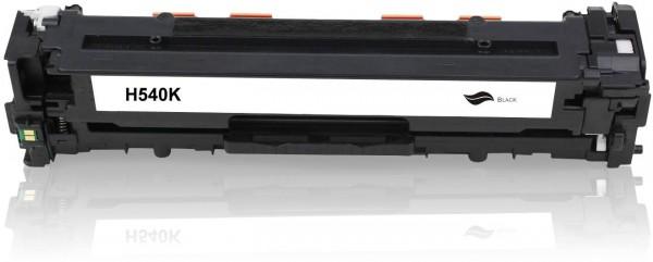 Kompatibel zu HP CB540A / 125A Toner Black