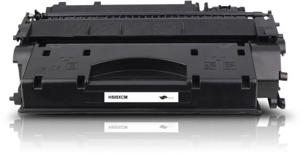 Kompatibel zu HP CE505X / 05X Toner Black