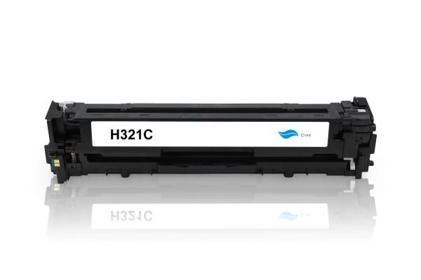 Kompatibel zu HP CE321A / 128A Toner Cyan