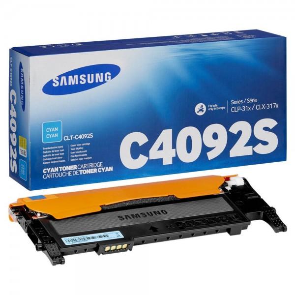 Samsung CLT-C4092S / SU005A Toner Cyan