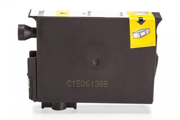 Kompatibel zu Epson 18 XL / C13T18144010 Tinte Yellow (BULK)