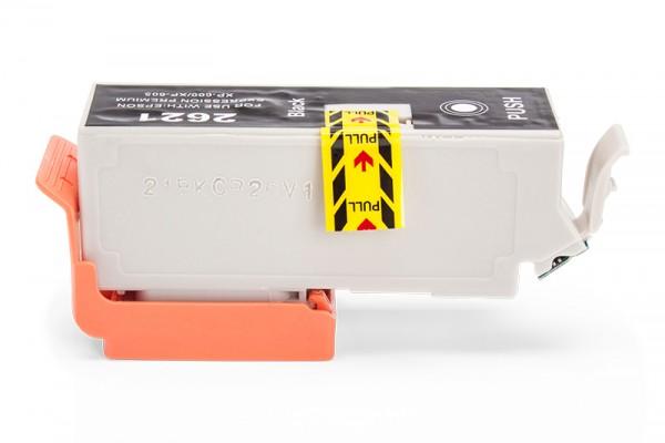 Kompatibel zu Epson 26 XL / C13T26214012 Tinte Black