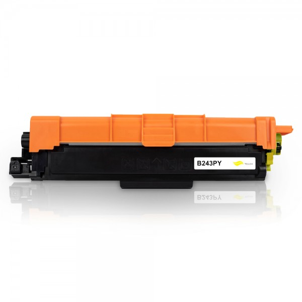 Kompatibel zu Brother TN-243Y Toner Yellow