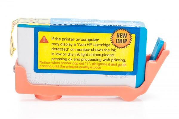 Kompatibel zu HP 364 XL / CB323EE Tinte Cyan (PF)