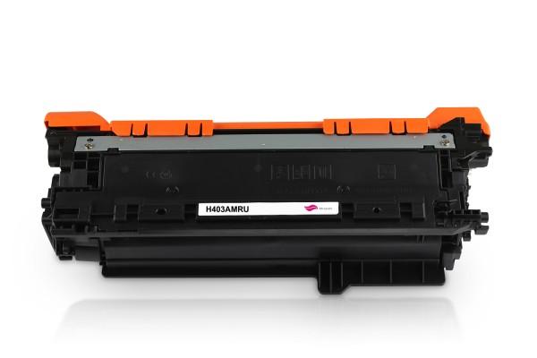 Kompatibel zu HP CE403A / 507A Toner Magenta