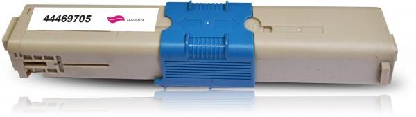 Kompatibel zu OKI C310 / 44469705 Toner Magenta