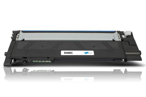 Kompatibel zu Samsung CLT-C406S / ST984A Toner Cyan
