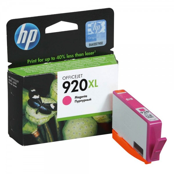 HP 920 XL / CD973AE Tinte Magenta