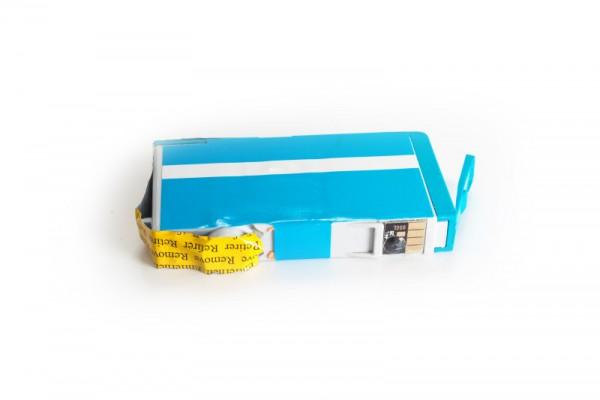 Kompatibel zu HP 935 XL / C2P24AE Tinte Cyan (Bulk)