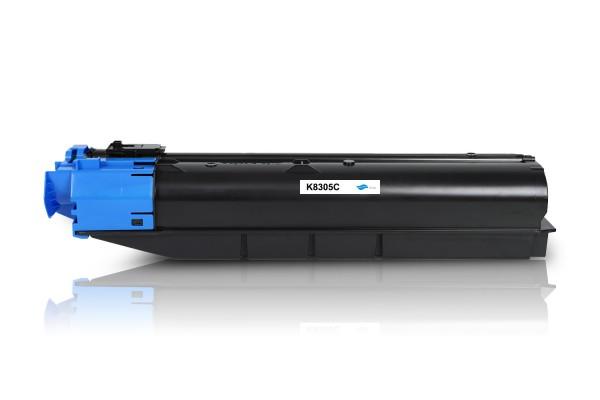 Kompatibel zu Kyocera TK-8305C / 1T02LKCNL0 Toner Cyan