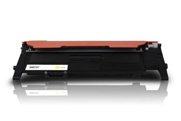 Rebuilt zu Samsung CLT-Y4072S / CLP-320 Toner Yellow