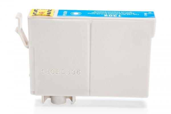 Kompatibel zu Epson T1302 / C13T13024010 Tinte Cyan XXL