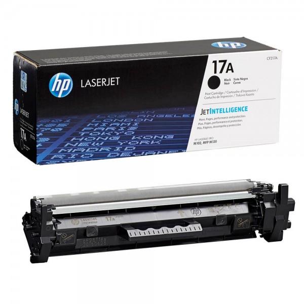 HP CF217A / 17A Toner Black