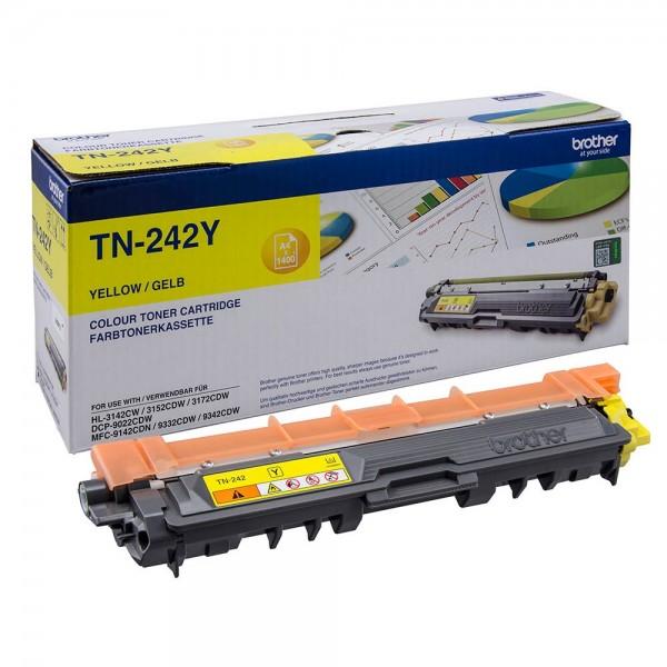 Brother TN-242Y Toner Yellow