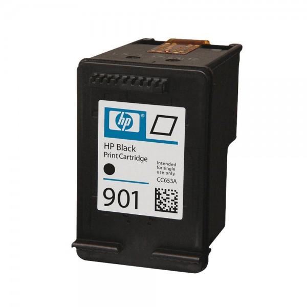 HP 901 / CC653AE Tinte Black