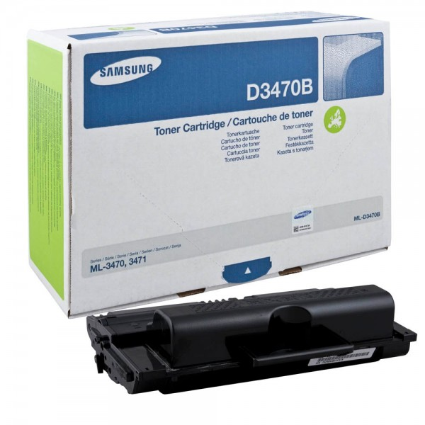 Samsung ML-D3470B / SU672A Toner Black