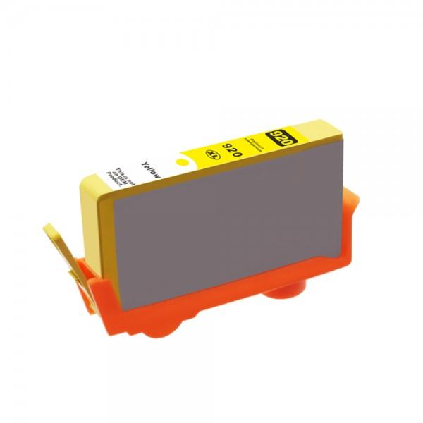 Kompatibel zu HP 920 XL / CD974AE Tinte Yellow